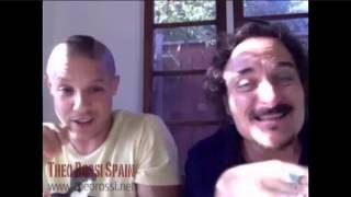 LiveChat: Theo Rossi & Kim Coates (Part 2)
