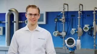 Heartbeat Technology – flowmeter verification made easy