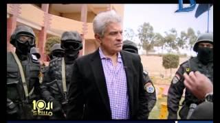 وائل الإبراشي وسط النار مع القوات الخاصة (فيديو)