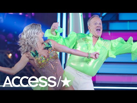 Sean Spicer Stars In Countless Memes For Wearing Neon Green Shirt On 'DWTS': 'It Wasn't My Idea!'