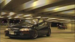(EH3 Films) EG6 Attack - Civic Vs Crx