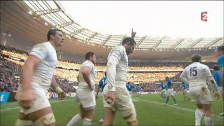 rugby France Italie le 04/02/2012
