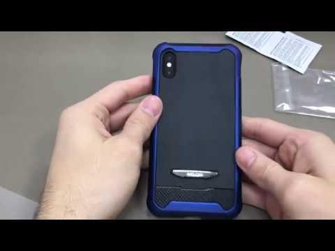 promo code 0a834 ef613 Capa Spigen iPhone X Case Reventon