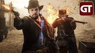 Thumbnail für Red Dead: 3 Stunden explusives Gangplay - Red Dead Online Beta - GT LIVE