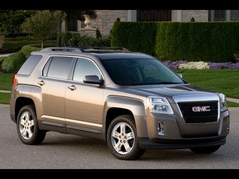 2013 gmc terrain start up and review 2 4 l 4 cylinder. Black Bedroom Furniture Sets. Home Design Ideas