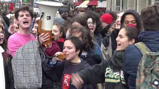 Manifestation des lycéens / Réforme du bac et Parcoursup (7 décembre 2018, Paris)