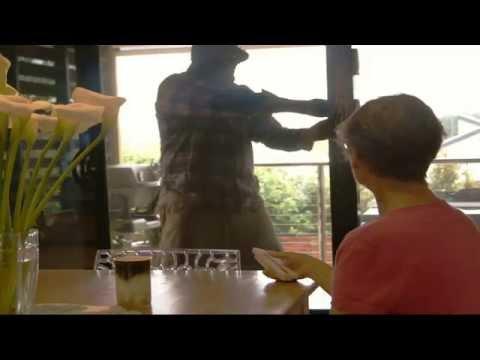 V1 Automatic Sliding Door System
