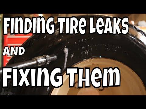 testing-golf-cart-tires-for-leaks