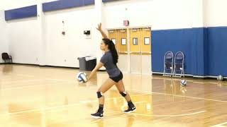 Volleyball Practice 8.21.18