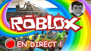 COME PLAY WITH WE LIVE ON ROBLOX!!