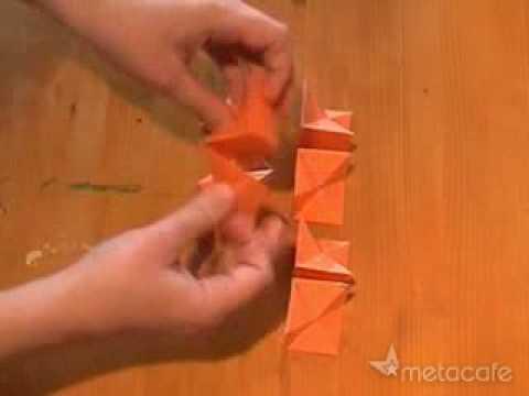 Как сделать куб Йошимото