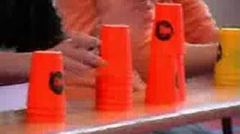 Sport Stacking, Schule Rothenburg