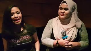 4 Situasi yang kerap berlaku di karaoke.. Shiha Zikir feat Kay Khydir, Azam Pitt & Nurul.