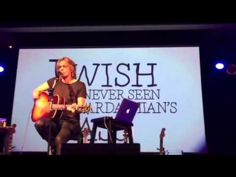 """IF WISHES WERE FISHES"" - RICK SPRINGFIELD (12/06/15)"