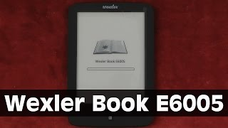 Распаковка Wexler Book E6005