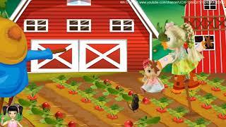 BabyBus - Tiki Mimi và Trò Chơi bé về quê tập làm nông dân chính hiệu