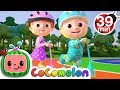 "&quotNo No"" Play Safe Song  +More Nursery Rhymes & Kids Songs  Coelon"