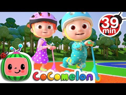 'No No' Play Safe Song | +More Nursery Rhymes & Kids Songs - ABCkidTV