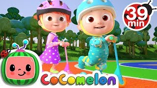 'No No' Play Safe Song | +More Nursery Rhymes & Kids Songs - CoCoMelon