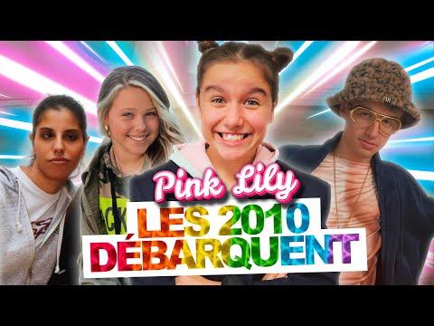 Pop It Mania 2 - Génération 2010 - PINK LILY (clip Officiel)