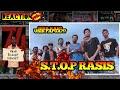 woy usir papua oncho flash x andho aibah mv reaction stop rasis kita indonesia