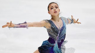 Kamila Valieva Junior Grand Prix Final Free Program