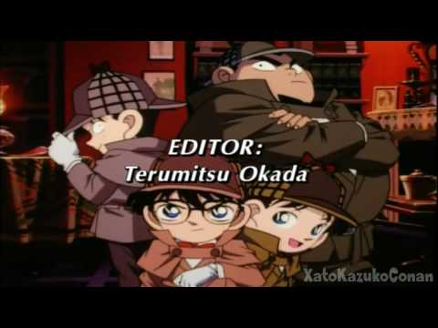 Detective Conan - Ending: Step By Step   HD   16:9