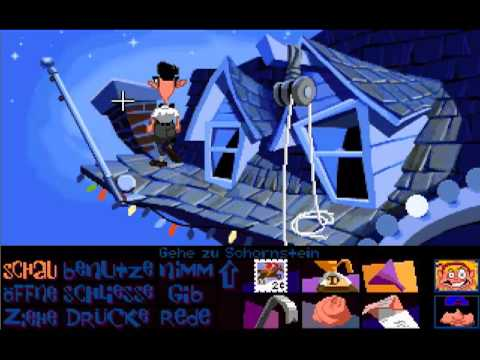 how to play day of the tentacle