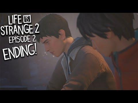 LIFE IS STRANGE 2 GAMEPLAY - EPISODE 2 - ENDING thumbnail