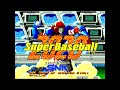 Super Baseball 2020 - Neo Geo Arcade Gameplay - SNK 1991