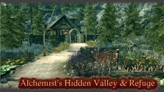 Skyrim Real Estate: Alchemists Hidden Valley by Blary