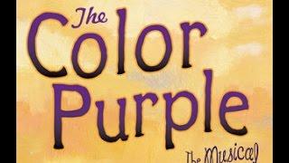 The Color Purple at Joburg Theatre 2018 - Im Here