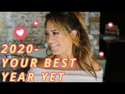 How to Make 2020 Your BEST YEAR YET! #2020 #goals