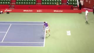 Rakuten Japan Open Tennis Championships 2017. ATP500 7.October  M. CILIC 🇭🇷