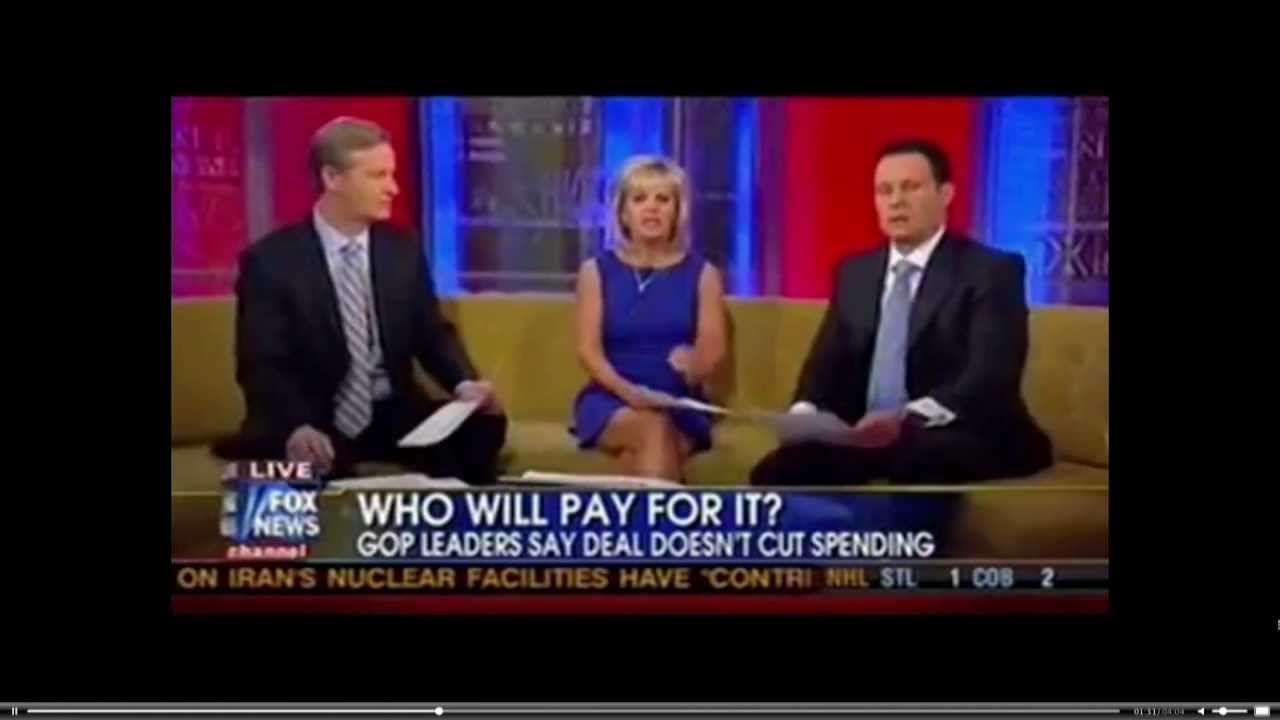 6127b4c229502 Gretchen Carlson s Angry Rant About Payroll Tax Cut Deal - YouTube