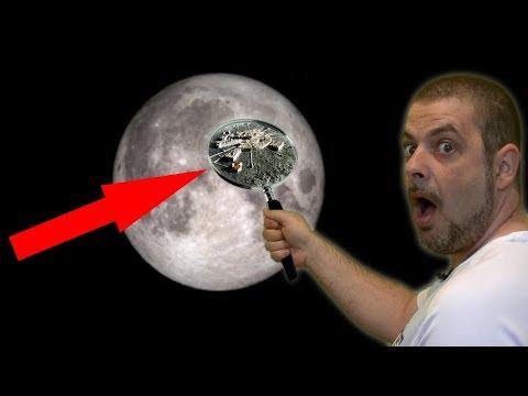 Ce Que la NASA Cache Sur la Lune | Ouathefeuk Tv