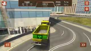 Dump Truck 3D Racing Part 3 Gameplay (Android) (1080p)