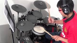 Jatuh Cinta - Sammy Simorangkir (Drum Cover by David Adrianto)