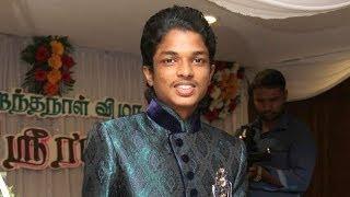 Goli Soda Actor Sree Raam's 18th Birthday Celebration