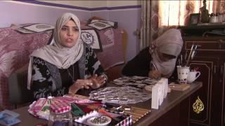 هذا الصباح- متعة القراءة ومهارة الرسم يجتمعان في غزة