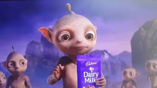 Cadbury Interstellar Party Ad Rio 2016