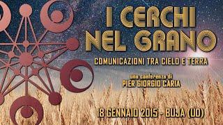 I CERCHI NEL #GRANO: comunicazione tra #Cielo e Terra - BUJA (UD)