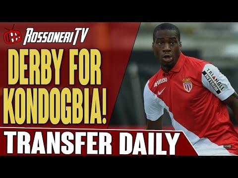 Derby For Kondogbia! | AC Milan Transfer Daily | Rossoneri TV