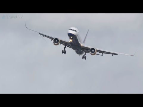 Crosswind Landings in Extreme Wind Conditions and Storms