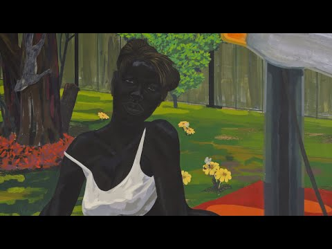 Kerry James Marshall: Self-satisfied