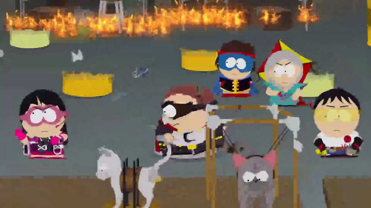 Sie Haben Kenny Getötet South Park The Fractured But Whole