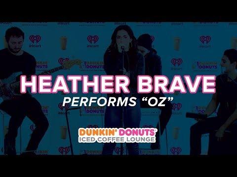 "Heather Brave Performs ""Oz"" Live | DDICL"