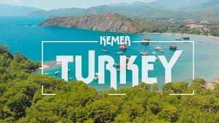 Holidays in Turkey I Cinematic travel video I Отпуск в Турции I Кемер 2019