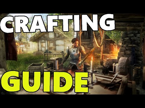 NEW WORLD MMO – Complete Crafting Guide!