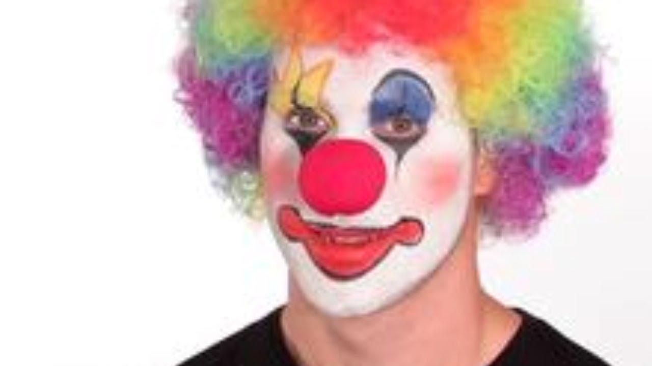 Putting On Clown Makeup Meme Origin. - YouTube